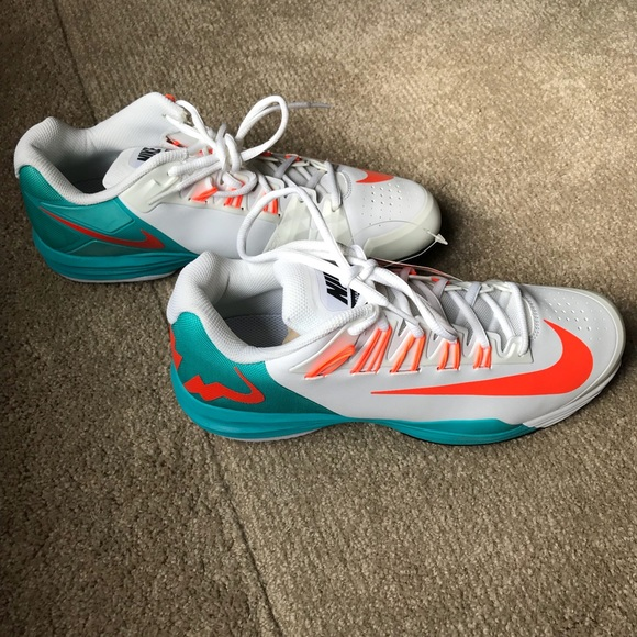 105b34eb8dd3 Men s Nike Rafa Lunar Ballistec Tennis Shoes